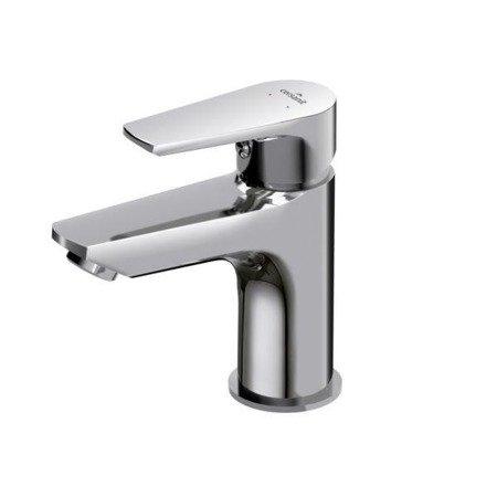 Bateria umywalkowa sztorcowa vero 1 uchwytowa chrom korek met S951-042 Cersanit