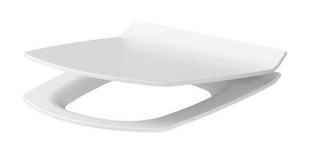 Deska Carina slim duroplastowa, antybakteryjna, wolnoopadająca K98-0135 Cersanit