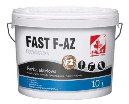 FAST F-AZ FARBA AKRYLOWA 10L