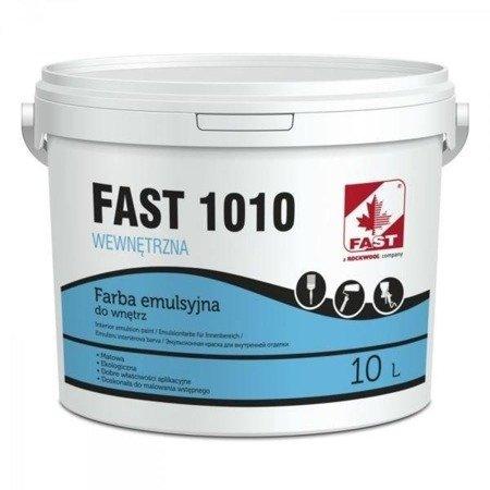 FAST FARBA AKRYLOWA WEWNĘTRZNA 1010 (10L)