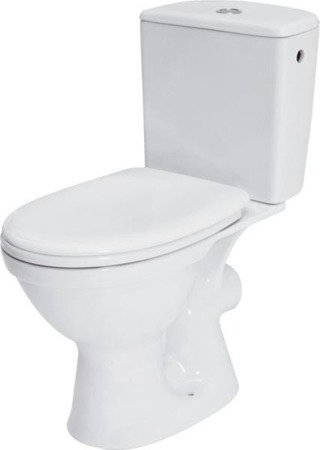 Komp WC 114 merida mr010 b 3/6l deska polipropylen K03-014 Cersanit