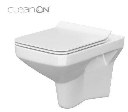 Miska WC zawieszana Como New cleanon bez deski  K32-020 Cersanit